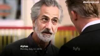 Псионики-Альфа-Люди Альфа-Alphas (2011) Official Trailer.avi