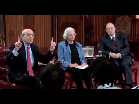 A Conversation On The Constitution: Brown V. Board Of Education