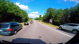 Engine 1 Responding to a Commercial Vehicle Fire [GoPro HD]