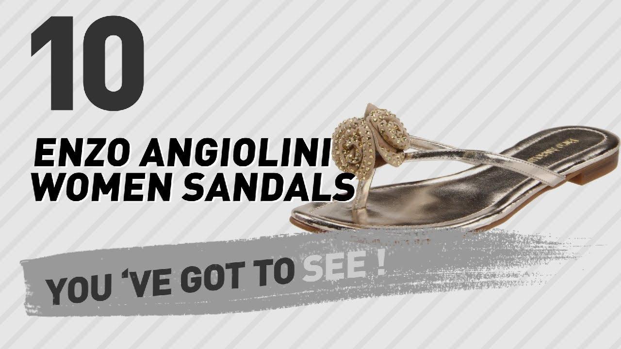 1b938974664 Enzo Angiolini Women Sandals    New   Popular 2017 - YouTube