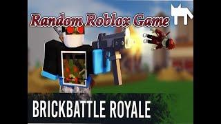 Brick Battle Royale!! || Roblox battle game #4