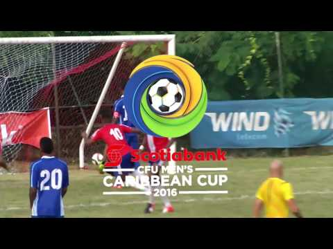 Scotia bank UFC Caribbean Cup 2016 Dominican Rep  vs Martinique Group 4 Round 3