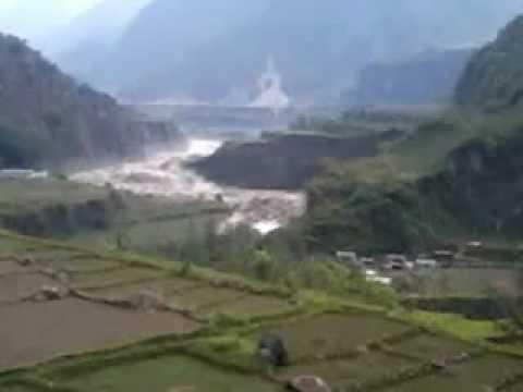 Pokhara Flood Video 2.mp4