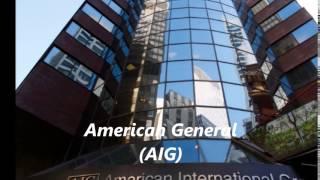 видео Страховая компания AIG