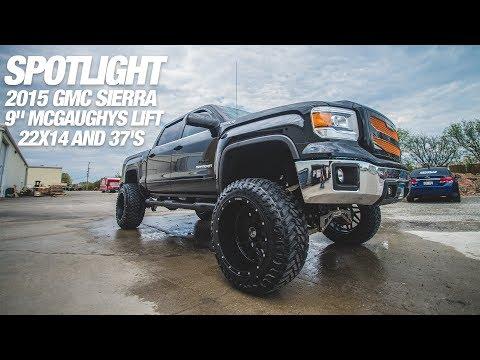 Spotlight - 2015 GMC Sierra, 9