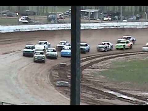 4 1 2012 IMCA Stockcars Seymour Speedway