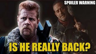 The Walking Dead Season 9 News & Spoilers - Is Abraham Really Back?
