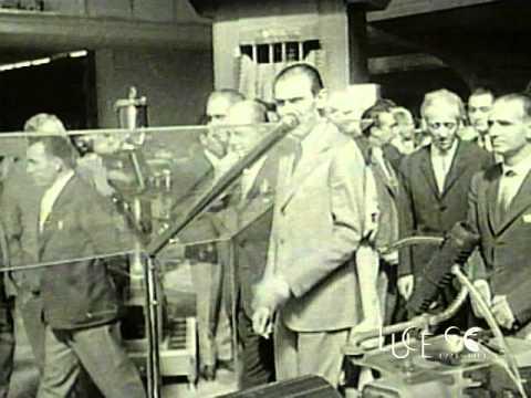 Salone della tecnica a Torino (1958)