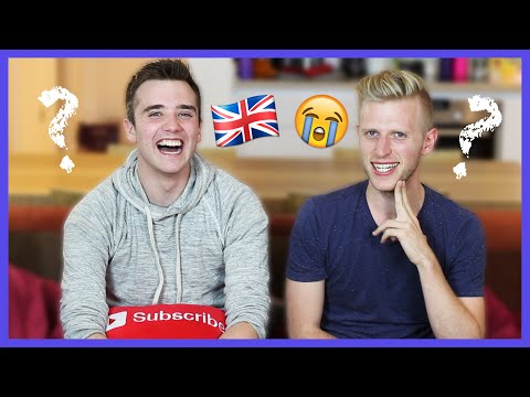 Gay British Slang (feat. Calum McSwiggan)