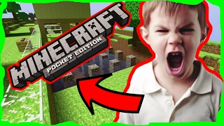 СКОРО ГРИФЕР - ШОУ В Minecraft Pocket Edition !