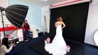 Свадебный фотопроект. Фотостудия Light.