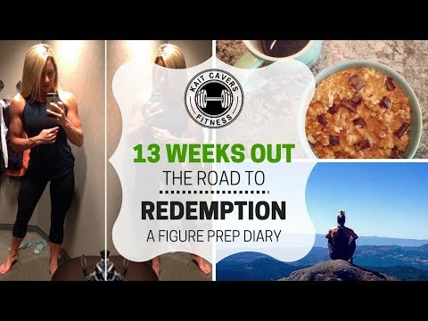 RTR: 13 Weeks Out | The Cost of Competing, Shopping Haul, and Leg Day!