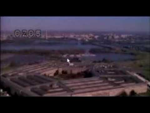 pentagon plane crash september 11th new angle youtube