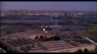 Pentagon Plane crash september 11th NEW ANGLE