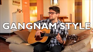 Gangnam Style - Psy (INSTRUMENTAL Fingerstyle guitar cover)