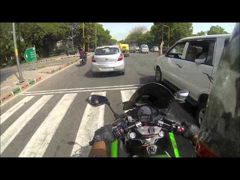 Kawasaki Ninja 650 Ride, Gurgaon Delhi