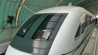Chiny - Szanghaj - Kolej Magnetyczna Maglev