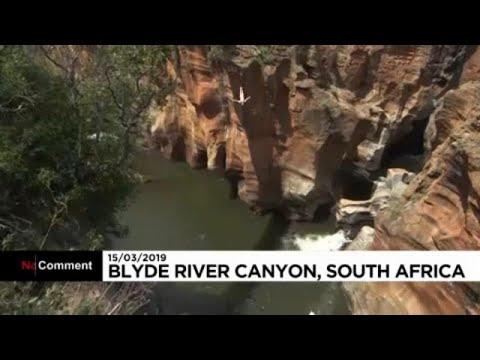 شاهد.. مغامران يقفزان في نهر بلايد بجنوب أفريقيا.. فهل تجرؤ؟…  - نشر قبل 2 ساعة