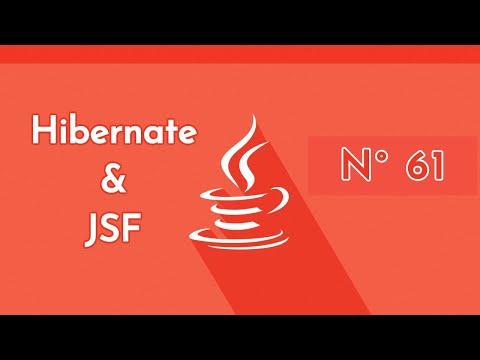 Tutoriel Hibernate Et JSF: 61 - Call Methode ActionEvent Par 1