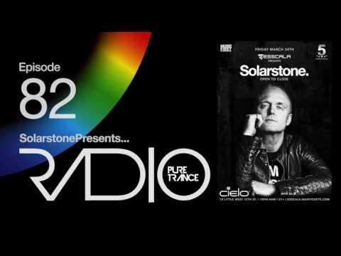 Solarstone pres. Pure Trance Radio Episode #082: Solarstone Open2Close @ Cielo, NYC 24.03.2017