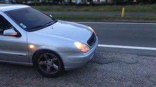 En panne avec ma Xsara Citroën