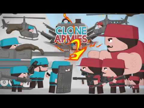 Clone Armies: Tactical Army Game (Mod Money)