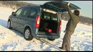 Наши Тесты - Citroen Berlingo Против Volkswagen Caddy
