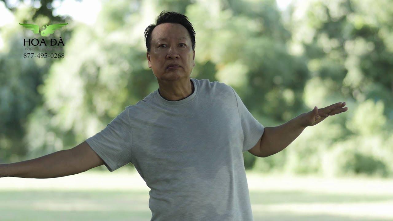 Tập thể dục dưỡng sinh phần 1 / 3   Qigong Exercises Part 1 of 3