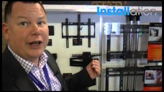 Installation: Peerless-AV at NEC Showcase 2015