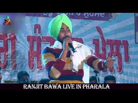 RANJIT BAWA | LIVE PERFORMANCE AT PHARALA  | OFFICIAL FULL VIDEO HD