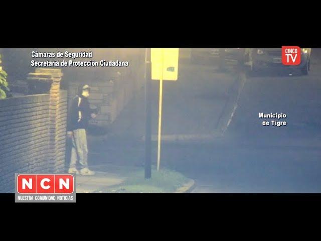 CINCO TV - Game Over: robó un joystick y lo detuvieron en Tigre