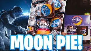 """MOON PIE G-FUEL"" COLLECTORS BOX UNBOXING AND TASTE TEST WITH WATER & MILK! - NEW G-FUEL FLAVOR!"
