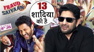 fraud-saiyaan-s-cast-exclusive-interview-arshad-warsi-prakash-jha-saurav-shukla