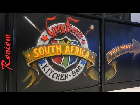 Guy Fieri Pretoria- Review