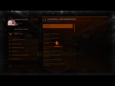 Elite Dangerous: Exploration to Colonia Is over! Now to SAG A!