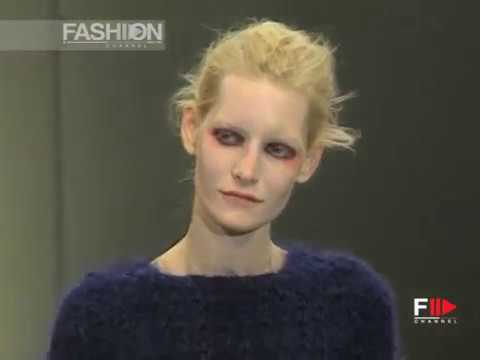 LANVIN Fall Winter 1998 1999 Paris - Fashion Channel