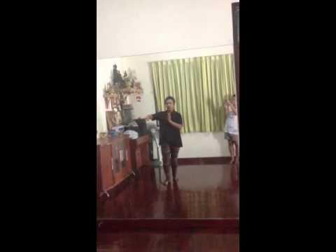 สอนรำไทย โดยครูปุ๋ย 0886121518 (ระบำศรีวิชัย)