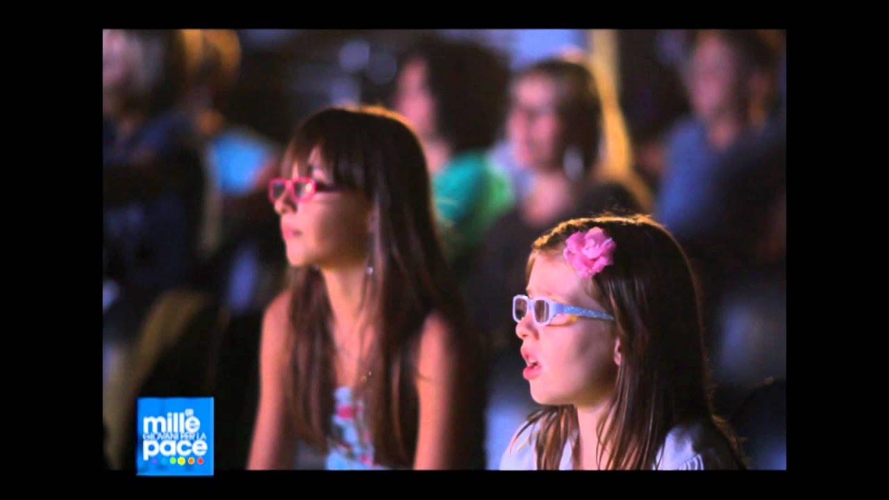 Mille giovani per la pace 2012 :: L'Abate di Montecassino dom Pietro Vittorelli riceve il Premio
