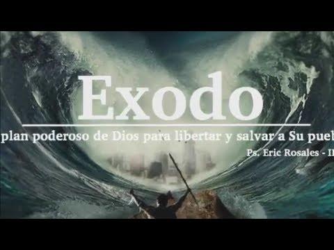 La Guerra Contra Amalec (Éxodo 17:8-16). Pastor Eric Rosales