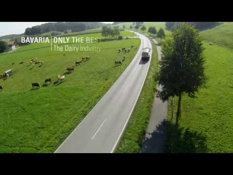 Bavaria |  Only the best - The dairy industry