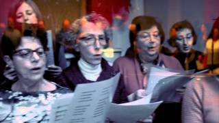 I Muvrini - Enregistrement avec la Chorale Hébraïque de Strasbourg