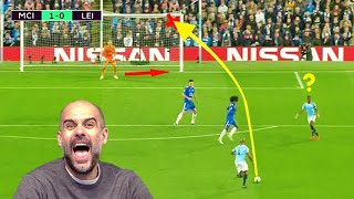 UNEXPECTED Players Score SHOCKING Goals in Football
