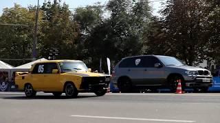 ВАЗ 2105 Турбо vs BMW X5 3.0
