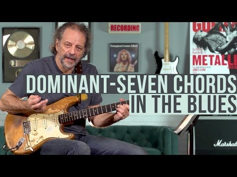 Make Your Blues Solos Awesome Using Dominant Seven Chords - with Andy Aledort