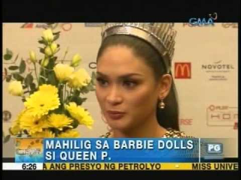 One-on-one interview ni Rhea Santos kay Pia Wurtzbach | Unang Hirit