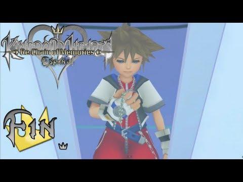 Kingdom Hearts RE: Chain Of Memories l Let's Play en Español l [FINAL SORA] - Una Promesa