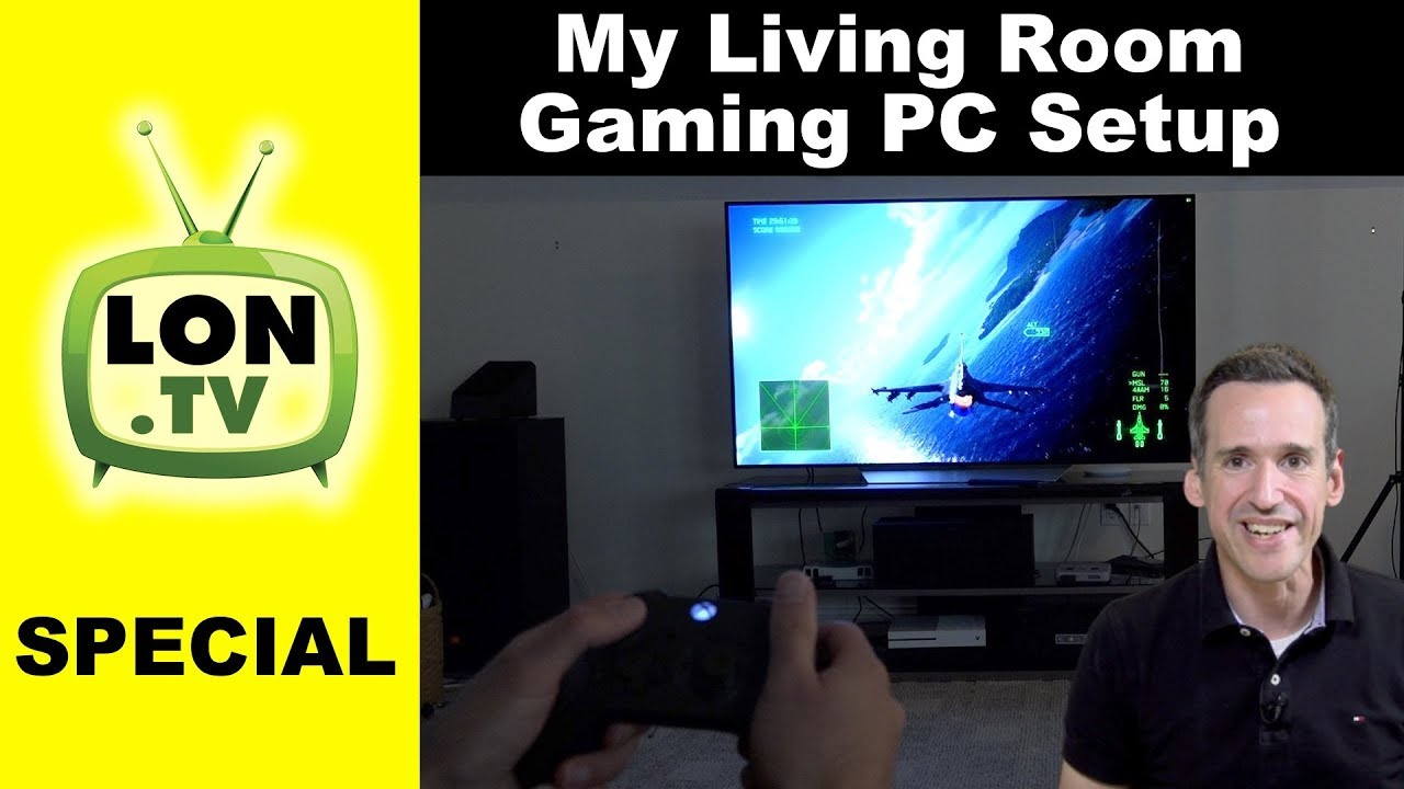 Living Room Gaming Pc.My Living Room Gaming Pc Setup Using My Gaming Pc As A Desktop Tv Game Console