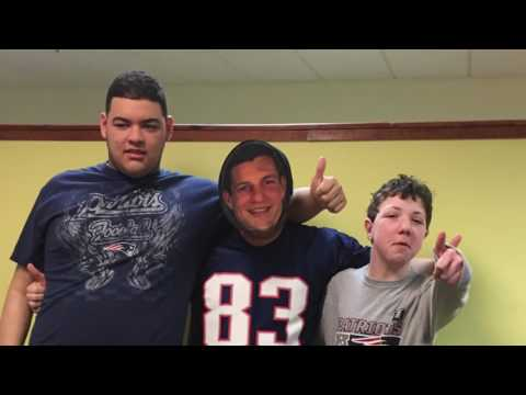 RCS Learning Center shows their Patriots Pride!