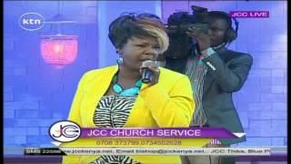 Jubilee Christian Center 2nd sermon by Rev Kathy Kiuna