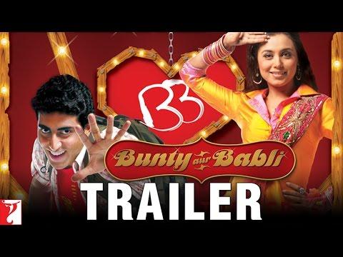 Trailer do filme Bunty Aur Babli
